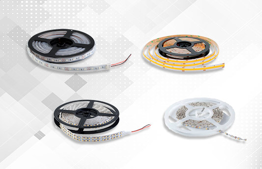 LED Strips and Components