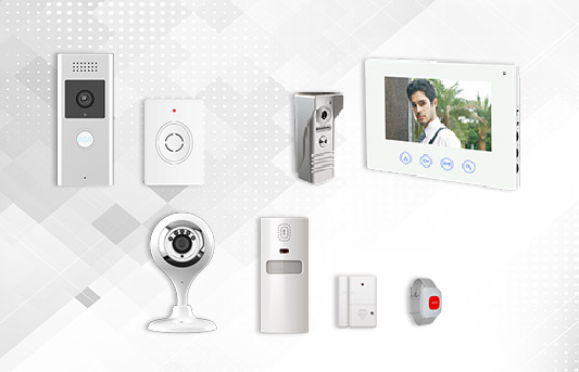 Intercom and Alarm systems