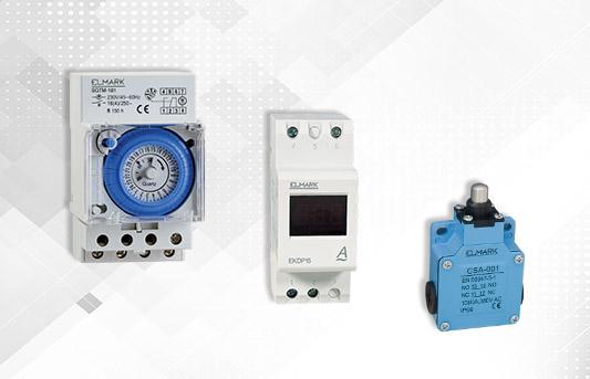 Meter tools, Timers, Relays