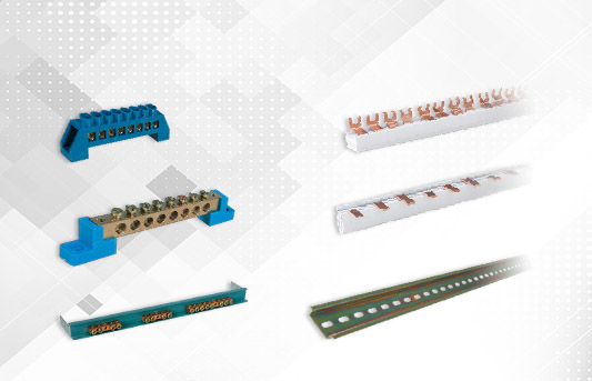 Mounting Rails and Busbars