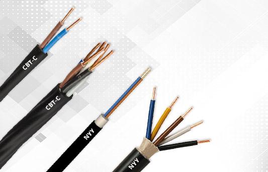 Power cables low voltage