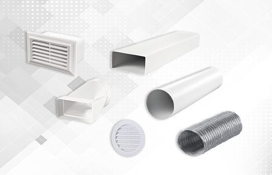 Accessories for ventilation systems