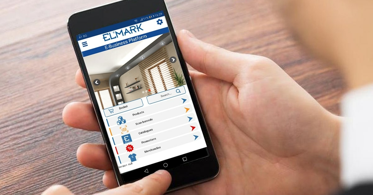 elmark-business-platform-mobile app