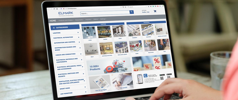 ELMARK-e-business-platform